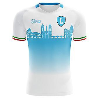 2019-2020 Lazio Home Concept Fußball Trikot