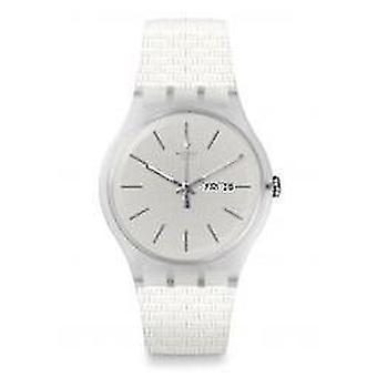 Swatch Bricablanc Armbanduhr (SUOW710)