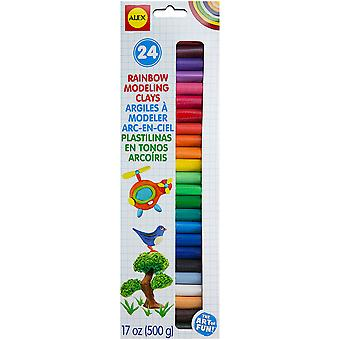Modeling Clay Set 24/Pkg- 266R