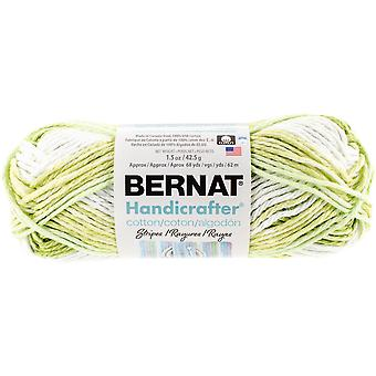 Handicrafter Cotton Yarn - Stripes-Lime 162104-4712