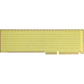 WR Rademacher VK C-953-EP Laboratory Card (L x W) 334 mm x 108 mm EP with both-sided Cu.-edition