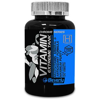 Beverly Nutrition Vitamin Extreme Tank (With Antioxidants) 120 Tabletas