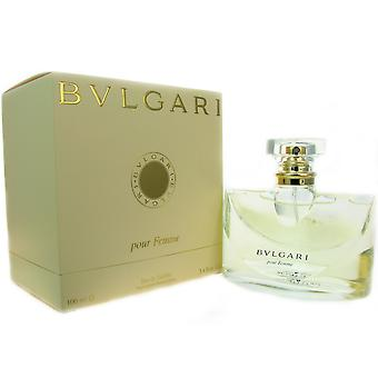 Bvlgari for Women 3.4 oz EDT Spray