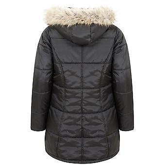 Parka Black & marine réversible et Puffer Jacket