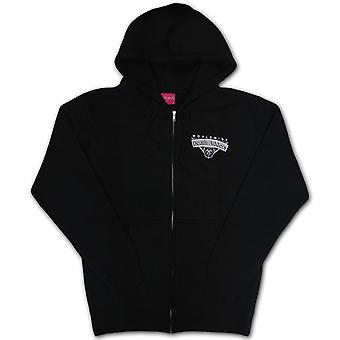 Mishka dagos Kick Off Zip Hoodie Black