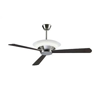 "LEDS-C4 Design Ceiling Fan Toronto 132 cm / 52"" with lighting"