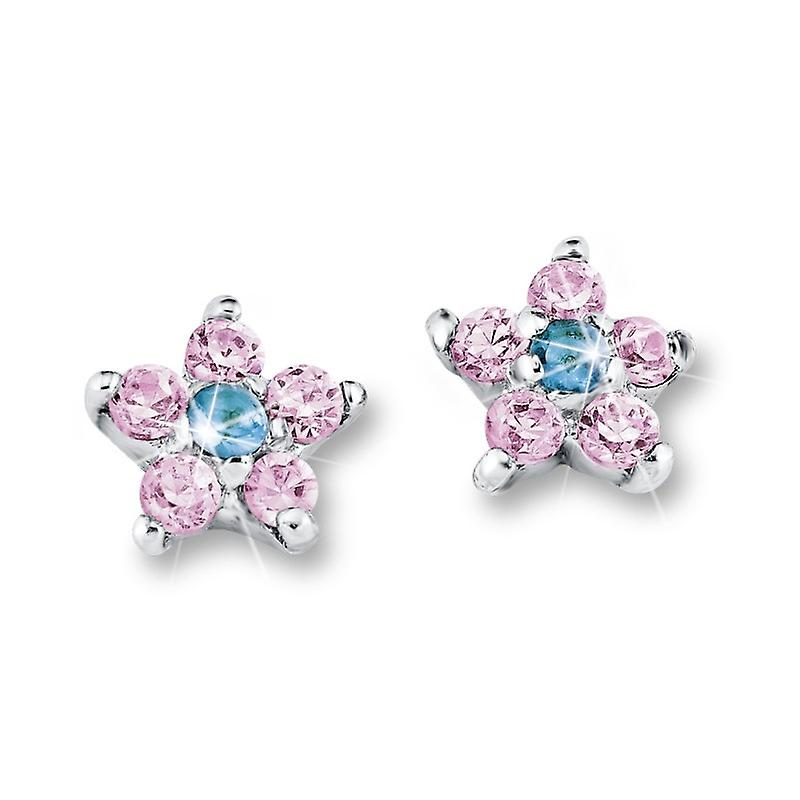 Princess Lillifee children kids earrings Silver Star PLF5/34 - 9082698
