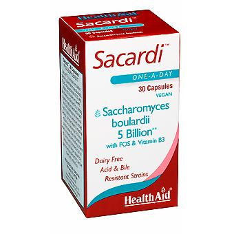 Health Aid, Sacardi Vegicaps 30's