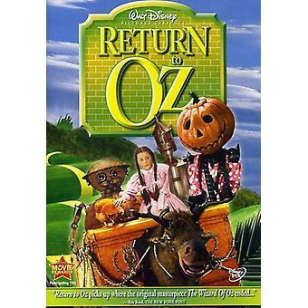 Tilbage til Oz [DVD] USA import