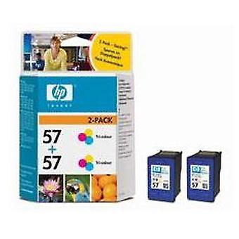 HP 57 tricolor ink cartridge c9503ae (Home , Electronics , Printing , Ink)