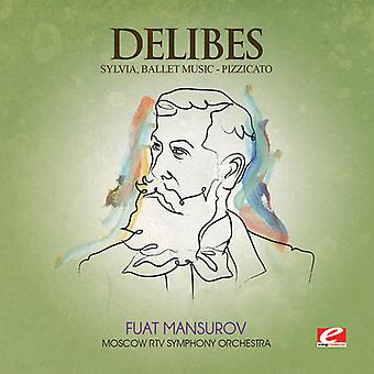 L. Delibes - Sylvia/Pizzicato [CD] USA import