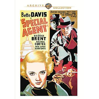 Special Agent [DVD] USA import