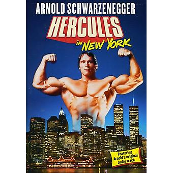 Herkules in New York [DVD] USA import