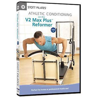 Athletic Conditioning på V2 Max Plus reformator [DVD] USA import
