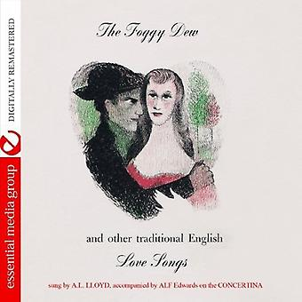 A.L. Lloyd - Foggy Dew & andere traditionelle englische Liebeslieder [CD] USA import
