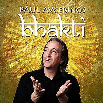 Paul Avgerinos - Bhakti [CD] USA import