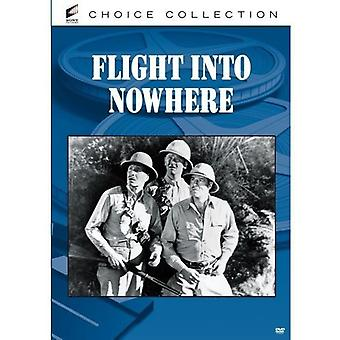 Flight Into Nowhere [DVD] USA import