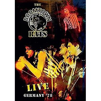 Boomtown Rats - Live Tyskland ' 78 [DVD] USA import