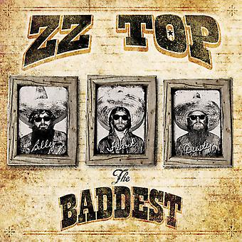 Zz Top - Baddest [CD] USA import