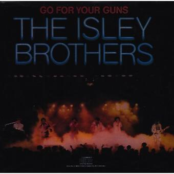 Testo canzone Isley Brothers - Go per l'importazione USA Your Guns [CD]