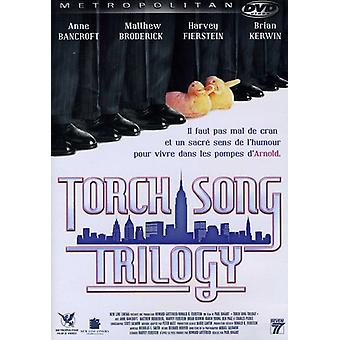 Torch Song Trilogy [DVD] USA import