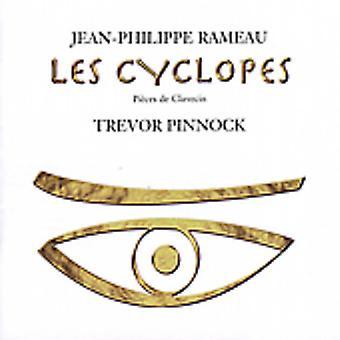 J. Rameau - Rameau: Les Cyclopes - importar de USA Pi Ces De Clavecin [CD]