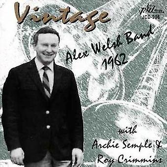 Alex Walisisk - Vintage Alex Walisisk [CD] USA importerer