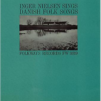 Inger Nielsen - importazione USA Inger Nielsen canta danese Folk Songs [CD]