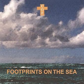 COF - voetafdrukken op de zee [CD] USA import