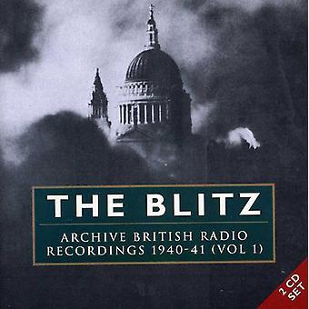 Blitz 1940-1941 - Blitz 1940-1941: Vol. 1-the Blitz 1940-41 [CD] USA importerer