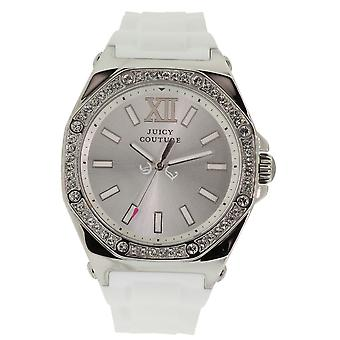Juicy Couture silicona señoras reloj 1901031