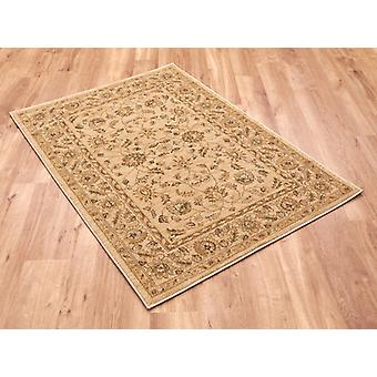Ziegler 7709-Cream Light beige with  Rectangle Rugs Traditional Rugs