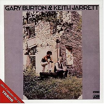Burton/Jarrett - Burton & Jarrett/kloppen [CD] USA import