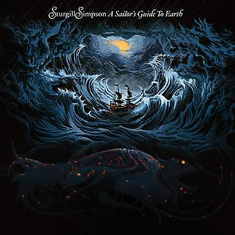 Sturgill Simpson - marins Guide d'importation USA terre [CD]