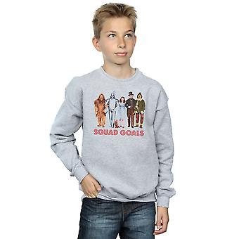 Wizard of Oz Boys Squad Goals Sweatshirt