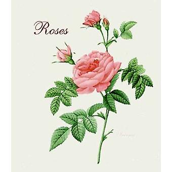 Roses  Mini Archive by Pierre Joseph Redoute & James Sowerby
