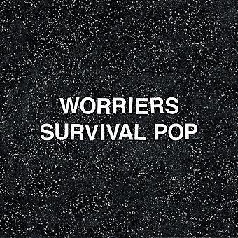 Bekymringer - overlevelse Pop [CD] USA importerer