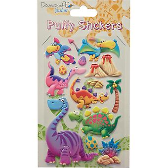 Dovecraft Junior Dinosaur Stickers- DCST062