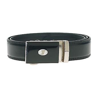 Duke Mens Lucas D555 Bonded Leather Automatic Buckle Belt