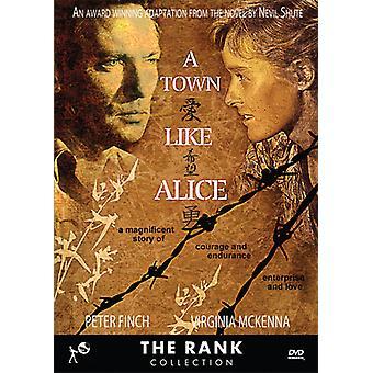 Byen som Alice (1956) [DVD] USA importerer