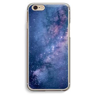 Custodia trasparente iPhone 6 6s (Soft) - Nebula