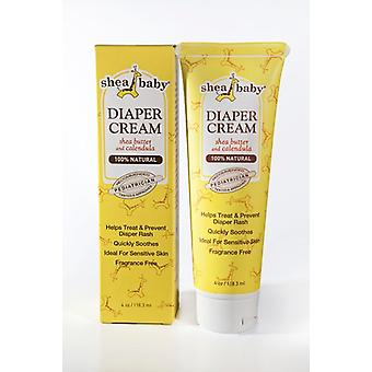 Shea Baby Diaper Cream 100% Natural