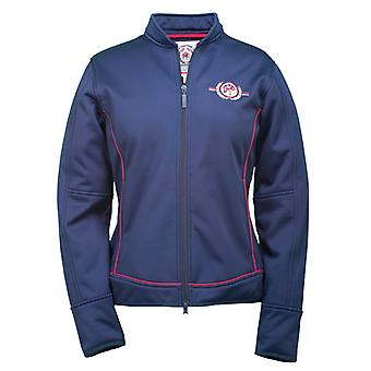 Gbr Sapporo Ladies Soft Shell Jacket Navy