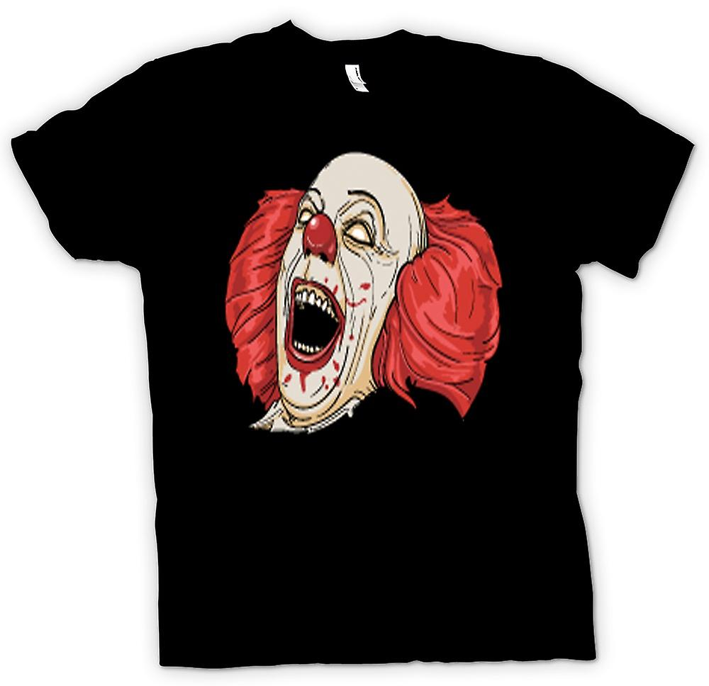 T-shirt enfant - Il Pennywise Portrait de Stephen King