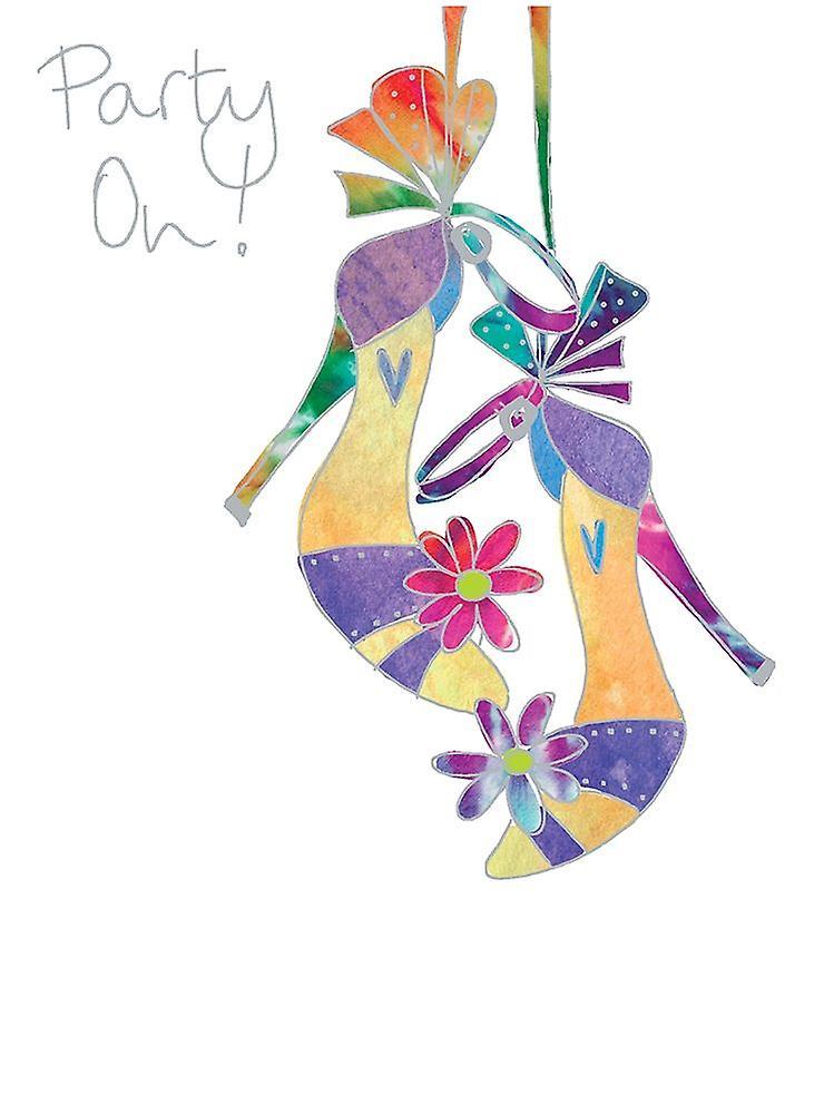 Watercolor Shoes Poster Print AV by AV Print Art 82300f