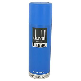 Desire Blue Body Spray By Alfred Dunhill