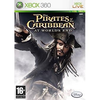 The Pirates Of The Caribbean At Worlds End (Xbox 360)