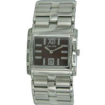 Polizia Mens watch orologio da polso in acciaio inossidabile analogico Belle PL. 11183BS / 40 M