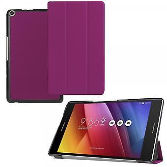 Smart cover fallet lila för ASUS ZenPad 8,0 Z380C Z380Kl