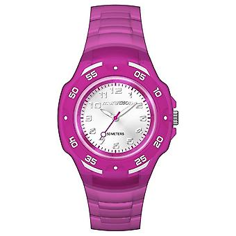 Timex Unisex Marathon Analogue Mid Purple TW5M06600 Watch